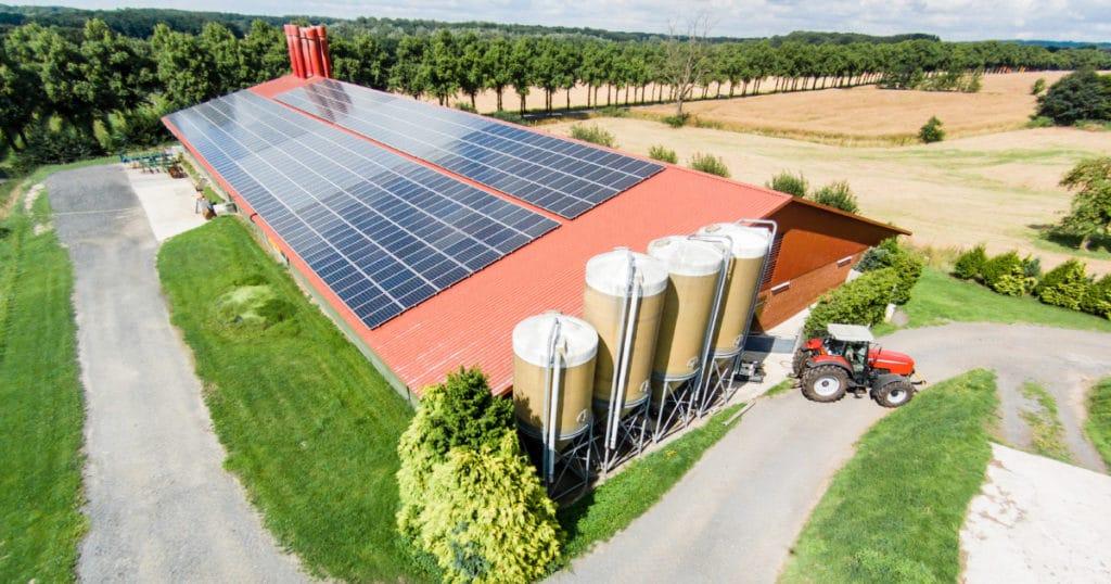 photovoltaïque pour l'agriculture